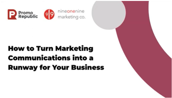 How To Turn Marketing Communications into a Runway for your Business